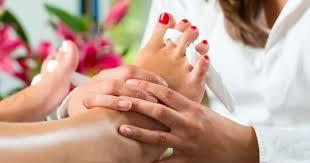 Beauté des pieds spa + vernis semi permanent